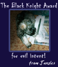 the black knight award