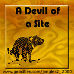 a devil of a site